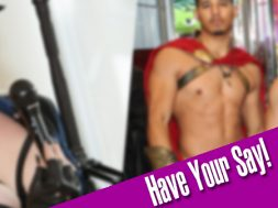 Have Your Say Poll Cosplay Restrictions