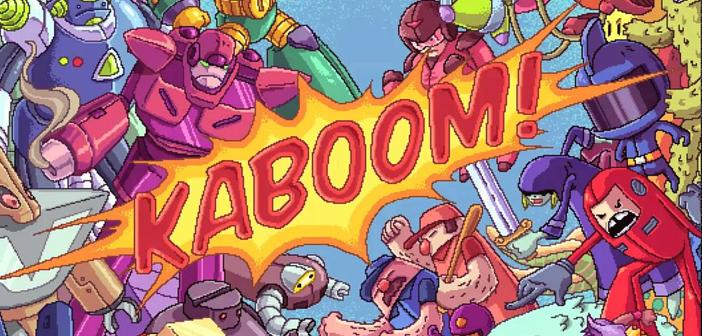 Kaboom – I Fight Dragons