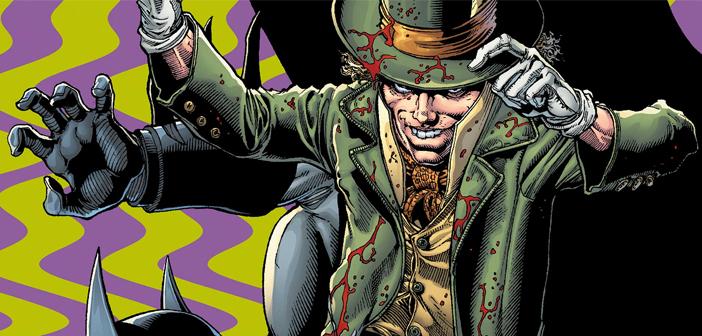 DC Comics Mad Hatter