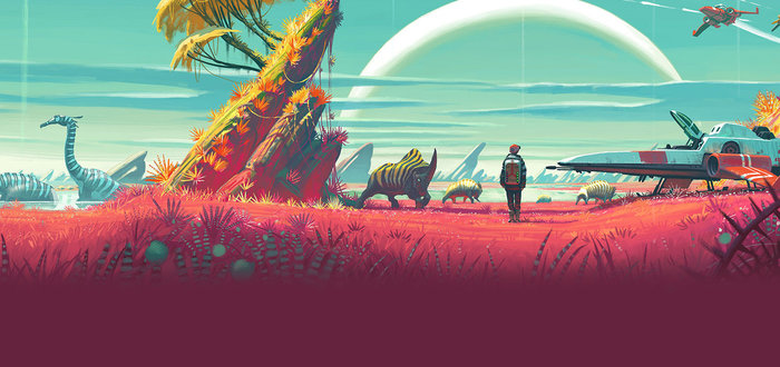 Large Patch To Be Released For No Man's Sky