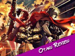 Otaku Review – Kabaneri Of The Iron Fortress