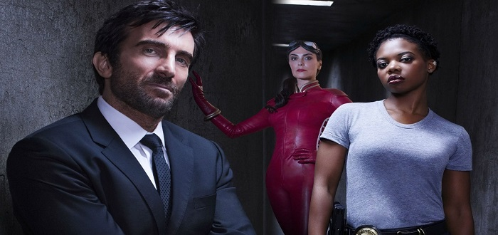 Playstation's Powers TV Series Cancelled