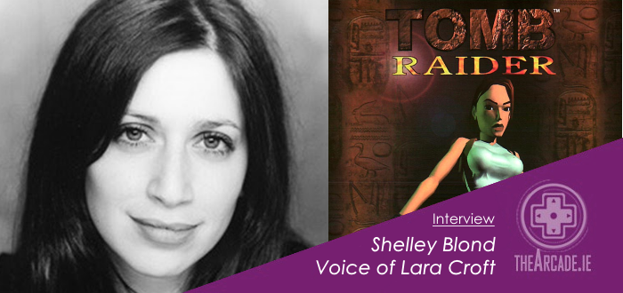 Shelley Blond – Interview With The Original Lara Croft