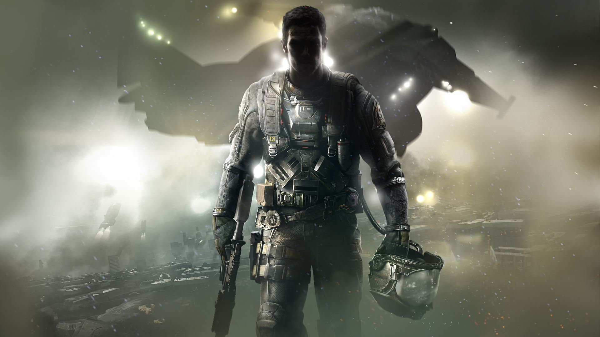 New Video Introduces Infinite Warfare Player Character
