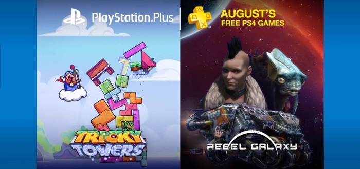 PS Plus August Games Released