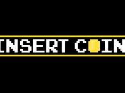 Insert Coin Old Brand