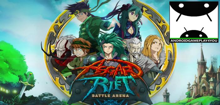Mangatar Announce Soft Launch Of Asgard Rift: Battle Arena
