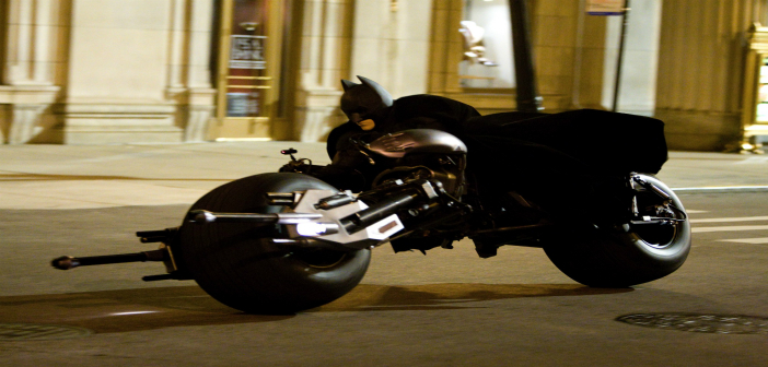 Batpod From Nolan's The Dark Knight Is Up For Auction
