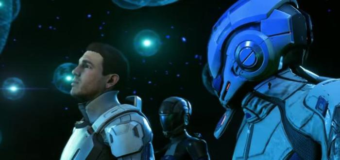 Mass Effect Andromeda's Lead Heroes Are Siblings