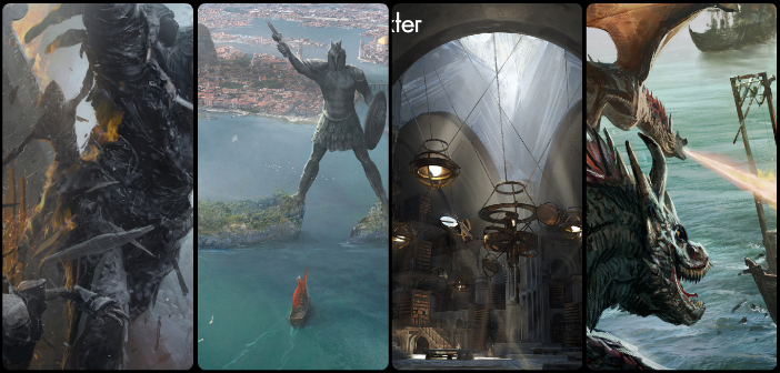 Game Of Thrones Concept Art By Karakter – Gallery