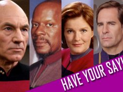 Have Your Say – Star Trek Captains