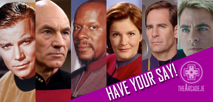 Who Is Your Favourite Star Trek Captain?