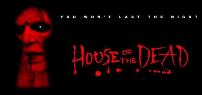 Screen Savers: House of the Dead