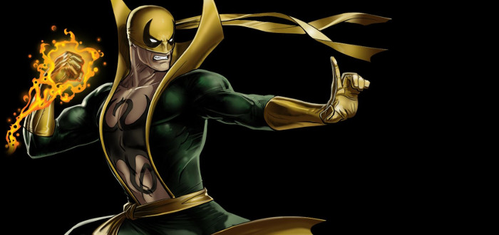 Iron Fist Set Photos Show Danny Rand In Action