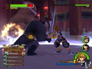 KH 2 Gameplay