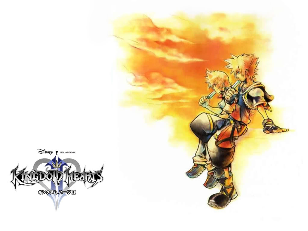 Replay: Kingdom Hearts 2