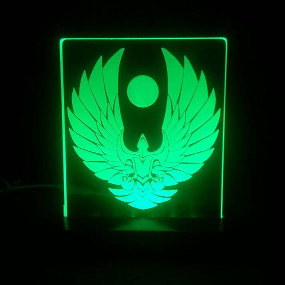 LED Romulan Light