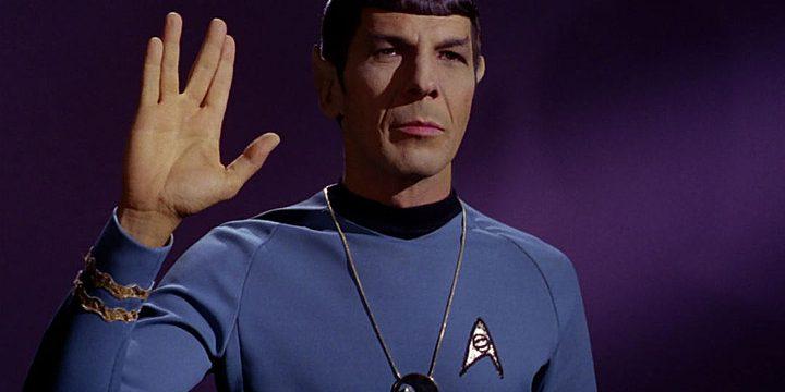 Leonard-Nimoy- Spock