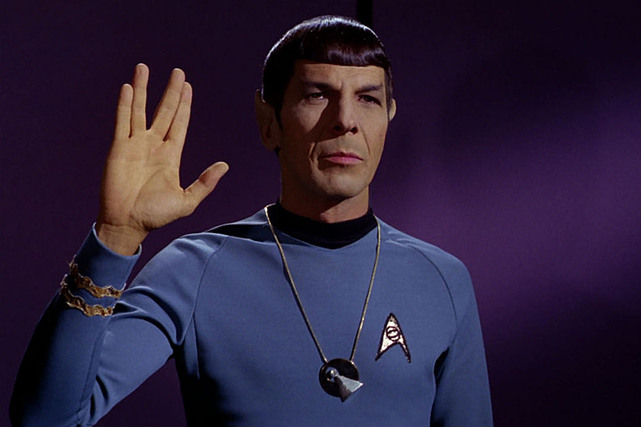 Spock's Guide To Life (In Gif Form)