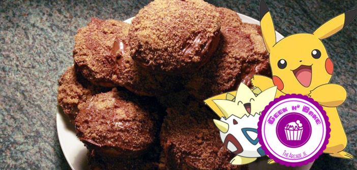 Pokemon Food – Geek N' Bake