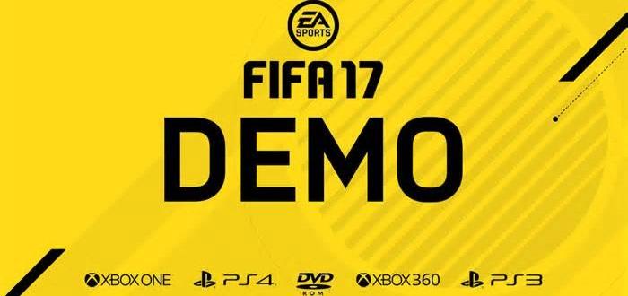 FIFA 17 Demo Released