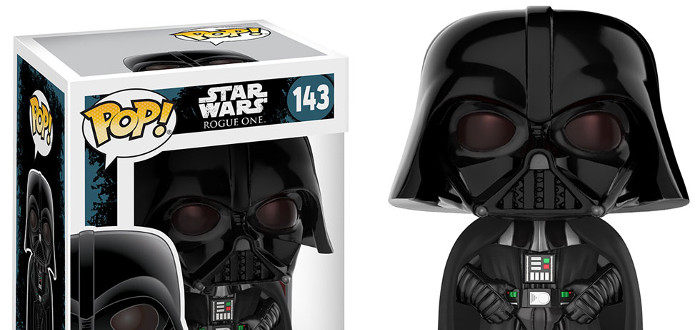 Funko POP! Reveal Rogue One Line Coming This Month
