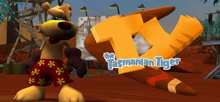 Ty The Tasmanian Tiger – Forgotten Childhood