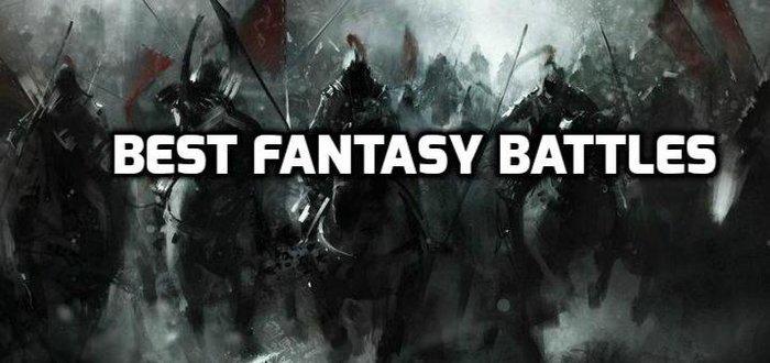 Best Fantasy Battles