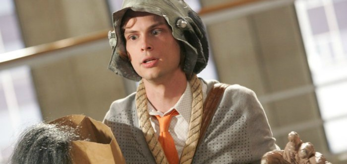 'What Are You Going to Be for Halloween?' – Matthew Gray Gubler – Track of the Day