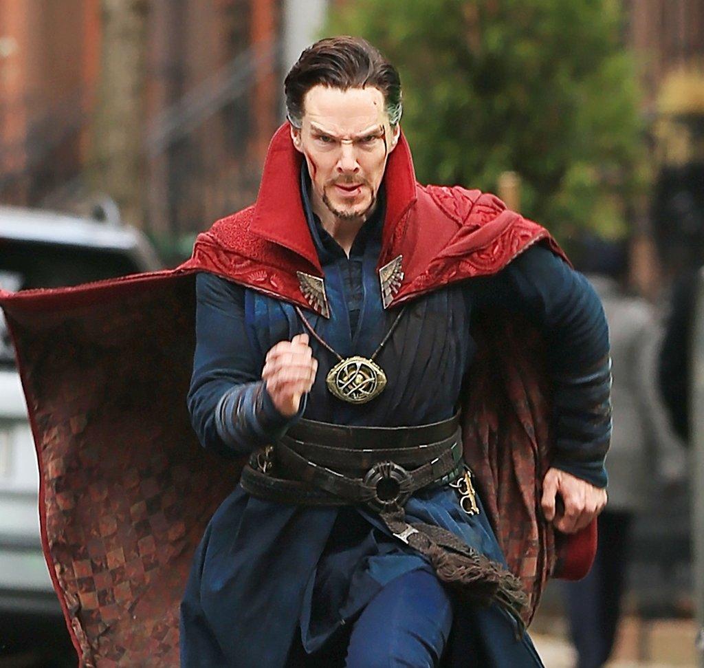 Doctor Strange Will Take Part in Infinity War
