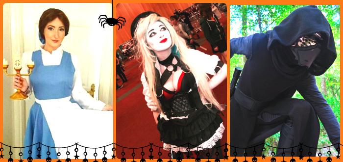 Chatting To Irish Cosplayers: Halloween Edition – Part One