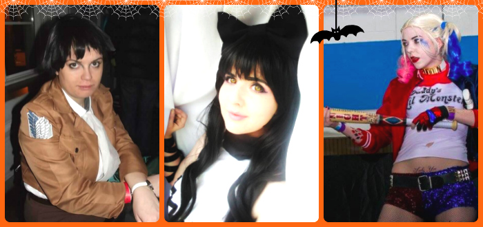 Chatting To Irish Cosplayers: Halloween Edition – Part Two