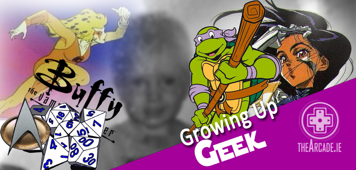 Growing Up Geek – Essay