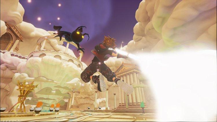 Kingdom Hearts 3 Shots