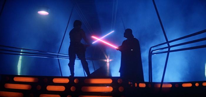 Luke Vs Vader Fight Cut From The Force Awakens