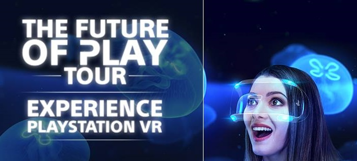 playstation vr events