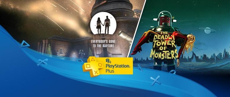November's PlayStation Plus