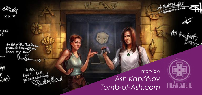 Interview – Ash Kapriélov – Tomb Of Ash – Fansite