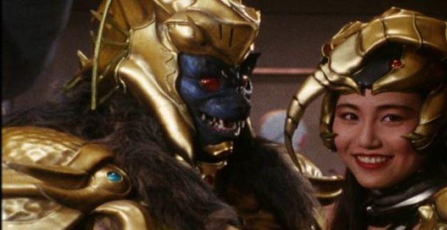 Goldar Confirmed For Power Rangers Movie