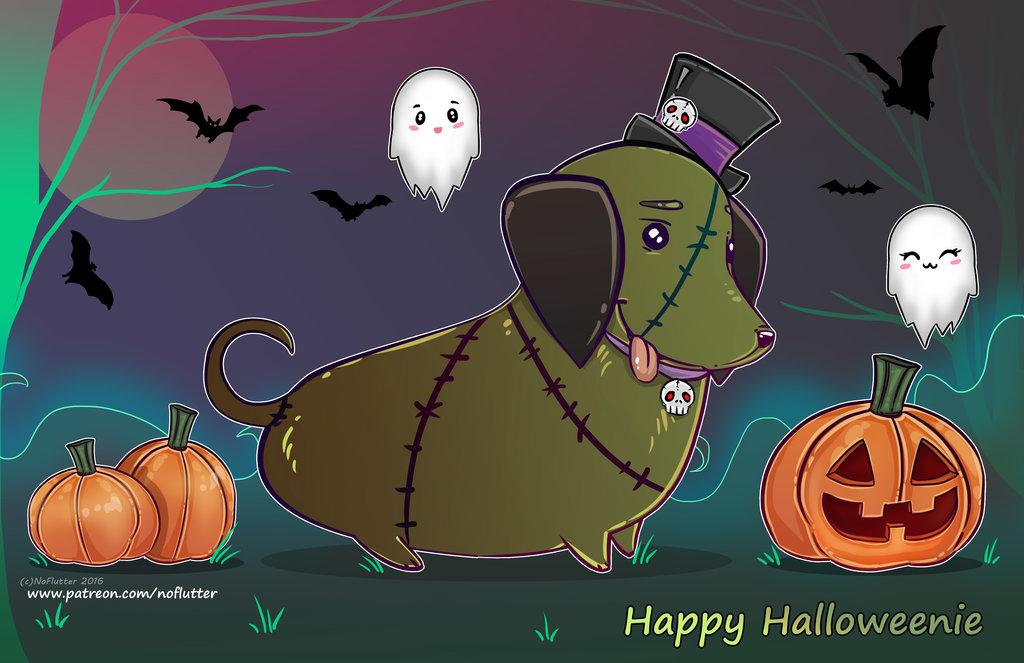 happy_halloweenie_by_noflutter