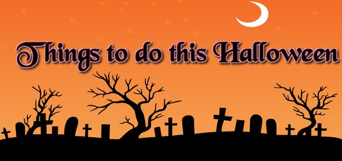 Looking For Something To Do This Halloween?