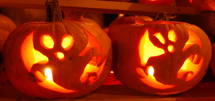 The Pumpkin Carving Process | GIF Essay