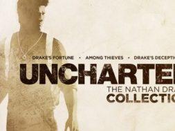 Nathan Drake Collection Releasing Separately