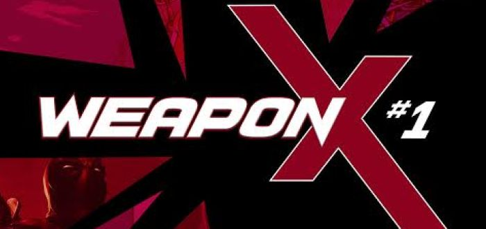 Marvel Announce New 'Weapon-X' Series