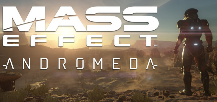 EA Release New Mass Effect: Andromeda Trailer And New Merch