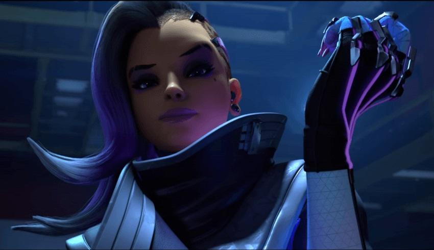 Sombra Prepares For Overwatch – Gallery