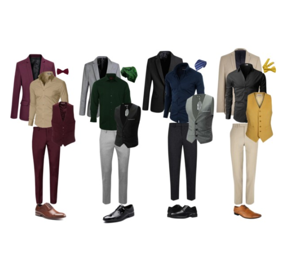 fantastic beasts outfits
