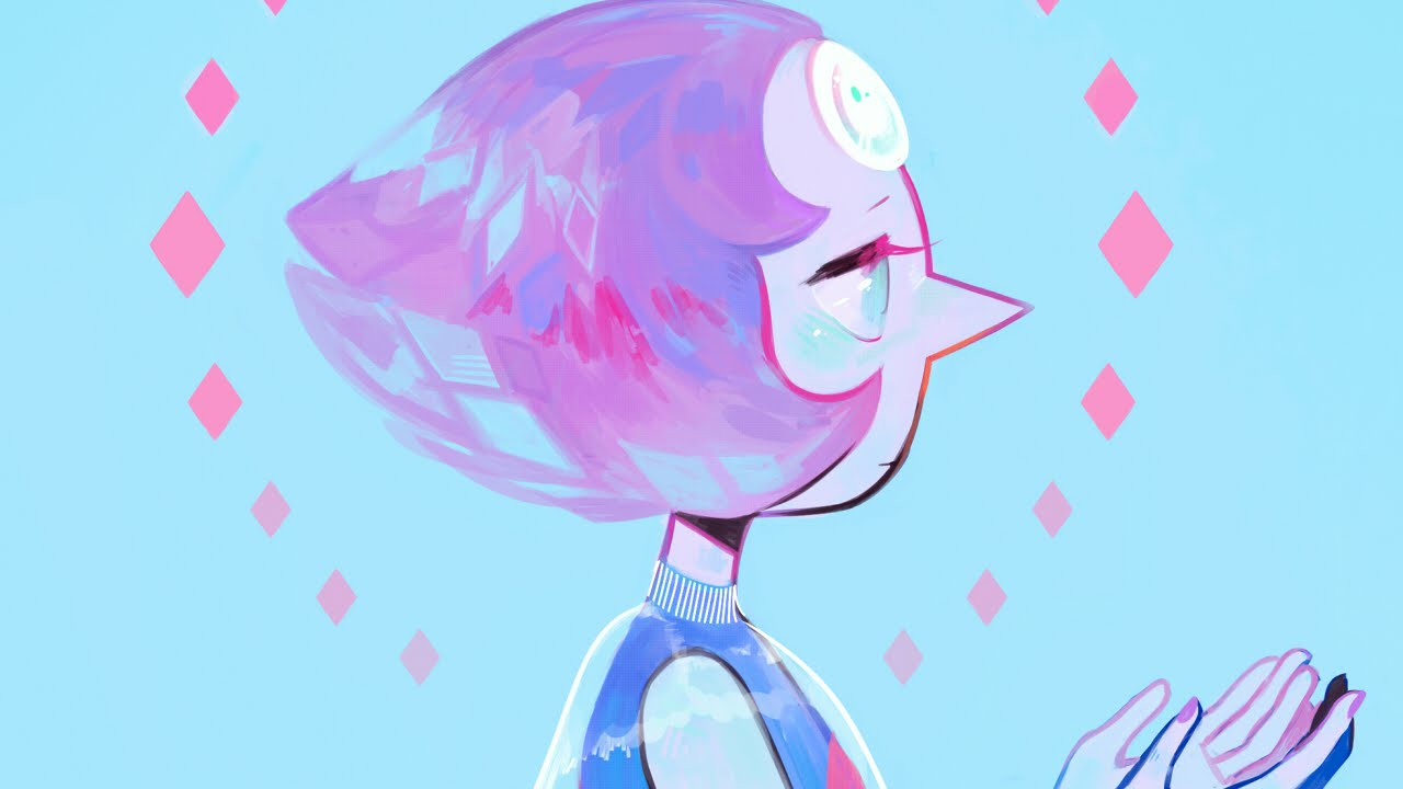 In Defence Of… Pearl From Steven Universe