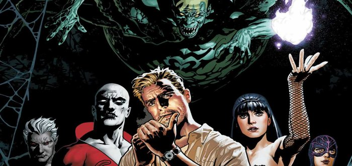 The Justice League Dark Trailer Is Here