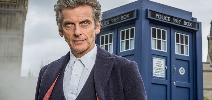 Capaldi TARDIS